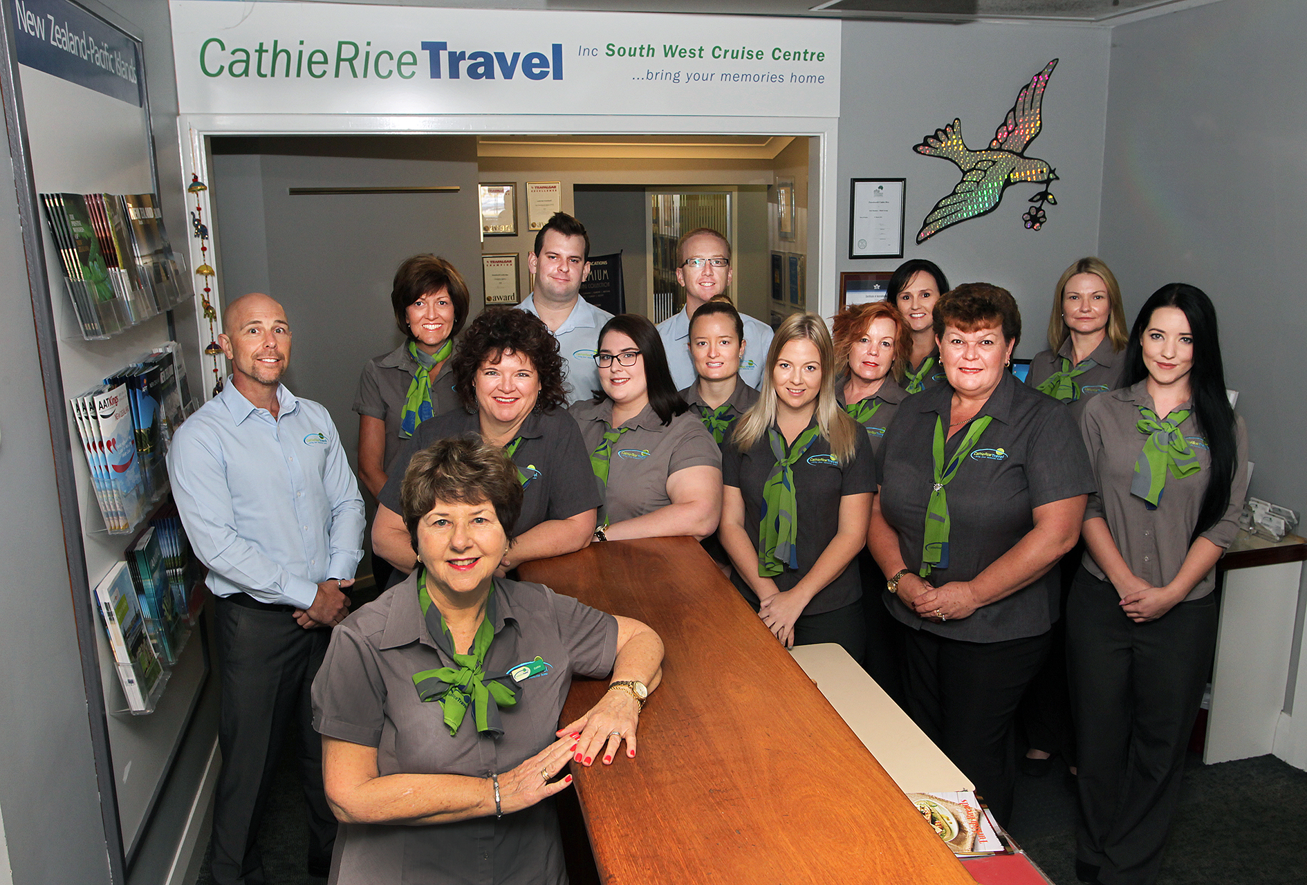 Our Team | Cathie Rice Travel